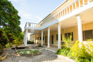 Building at IBSU